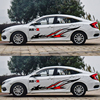 Fire Bird Decoration Auto Decor Sticker Car Styling Side Refit Vinyl Stickers And Decals For FORD