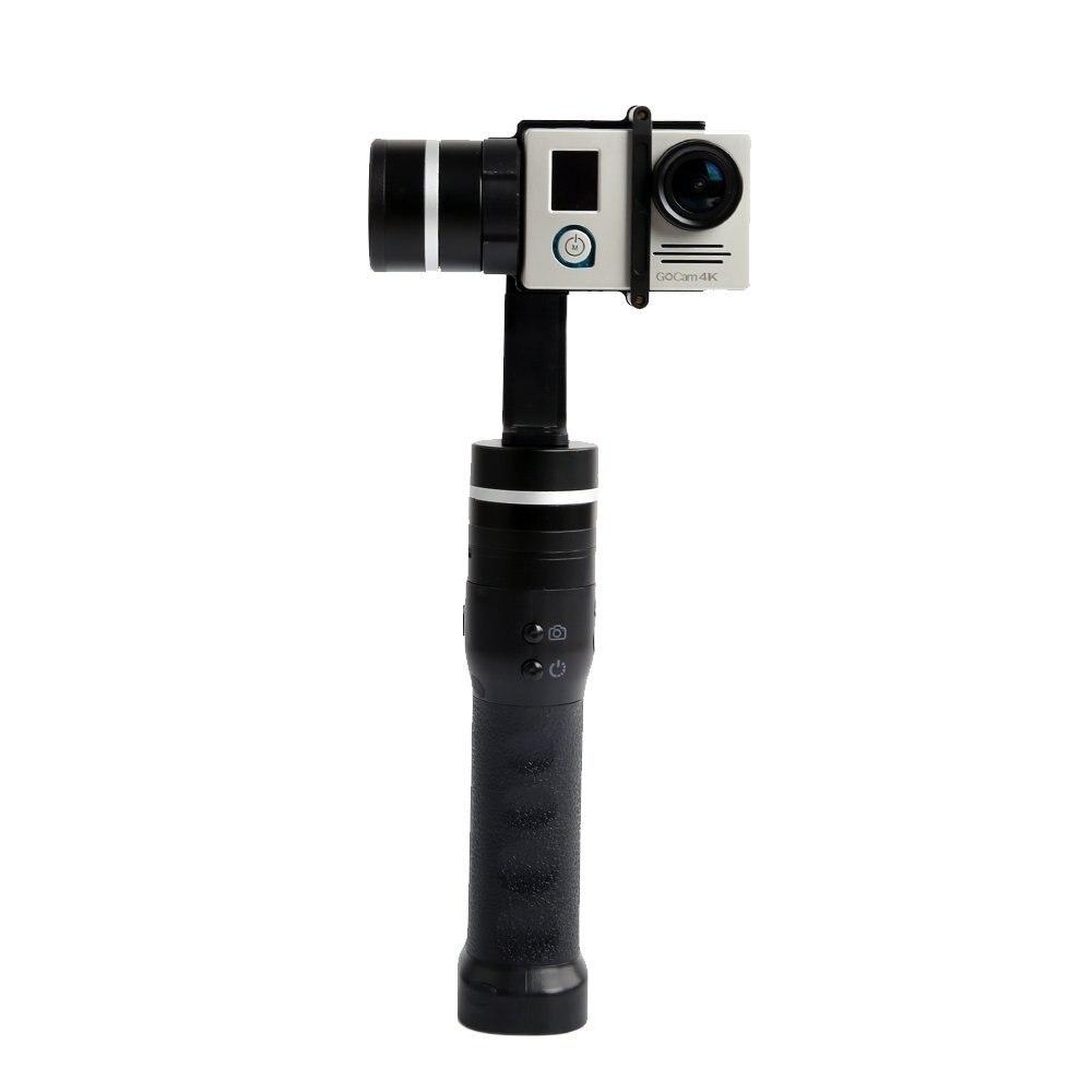 BeStableCam HORIZON HG3 360 Degree Rotation Handheld Gimbal for GoPro HERO 4 3+ HERO3 Xiaomi yi SJ Action cameras салфетки hi gear hg 5585