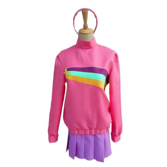 2018 Trọng Lực Rơi Mabel Pines Cosplay Costume