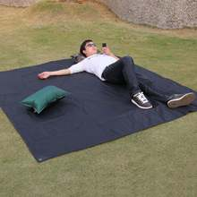 210*200 см уличный плед для пикника пляжа кемпинга водонепроницаемый