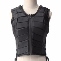 Children Kids Outdoor Safety Horse Riding Equestrian Vest Protective Body Protector XS/S/M/L Rafting Kayak