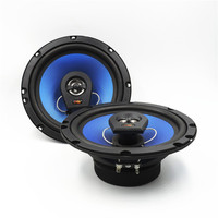 Car portable audio component speaker system of 100W low power 6.5 inch full range coaxial loudspeaker column