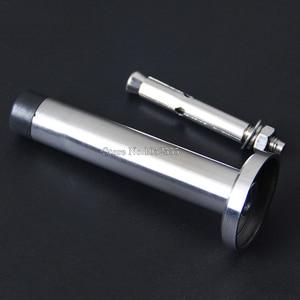 2 pçs/lote 304 Fundição de Aço Inoxidável de alta Qualidade + Borracha Porta Parar Porta Stopper Doorstop K181