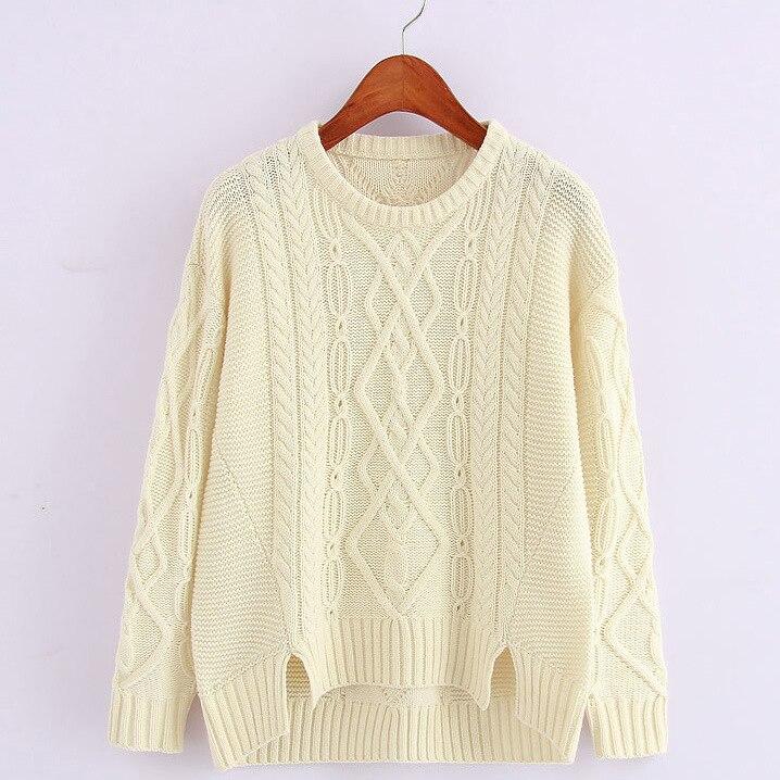2015 Otoño Mujeres Nuevos Productos Pullovers Suéter De