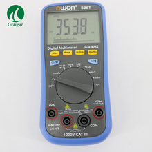 OWON B35T Multimeter Digital T RMS Multimeter Bluetooth Android Apple Datalogger DMM and temperature meter