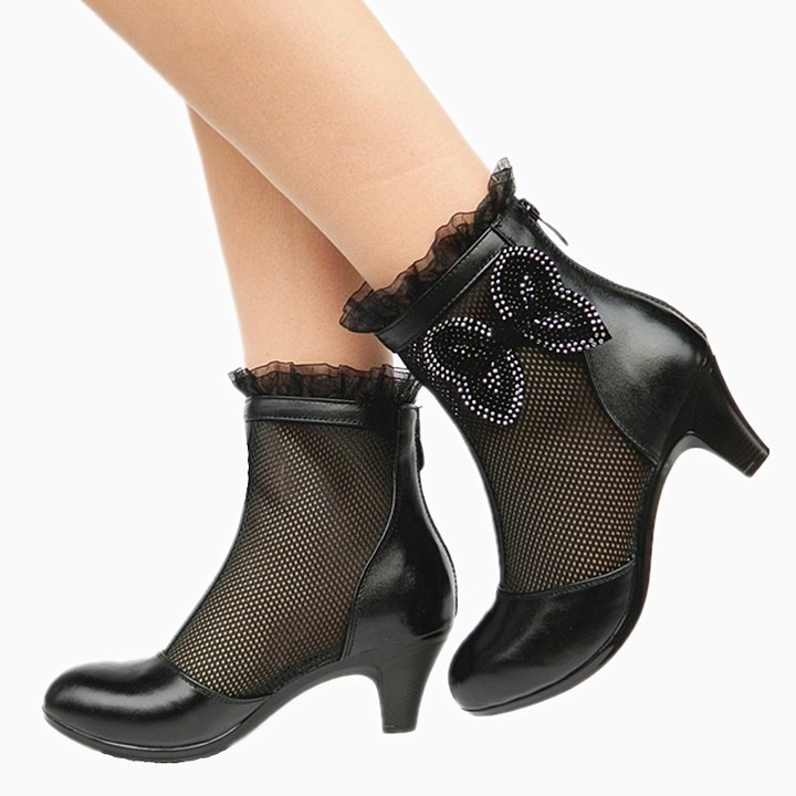 Online Get Cheap Kitten Heel Boots -Aliexpress.com | Alibaba Group