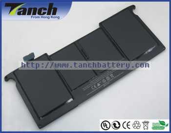 Batterie ordinateur portable pour APPLE MacBook 11 Air A1370 A1375 MC505 MC506 MC507 020-6921-B Dair A1390 020-6920-01 7.3 V 3 cellules