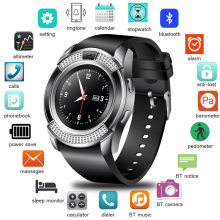 Men Women Smart Bracelet WristWatch LIGE Support Camera Bluetooth SIM TF Card Smartwatch For Ios Android Phone Couple Watch+Box