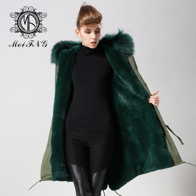 Modèles Nouveau Veste Féminins D'hiver Solide 2016 Mince Doublé Manteau Coton De Épais Couleur Mode Parka Femmes Fourrure WYYSdrwOq