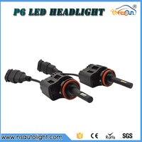 2PCs H11 Auto Led Car Headlights Lamp 3000k 4000k 5000k 6000K Lamp Fog Light All In