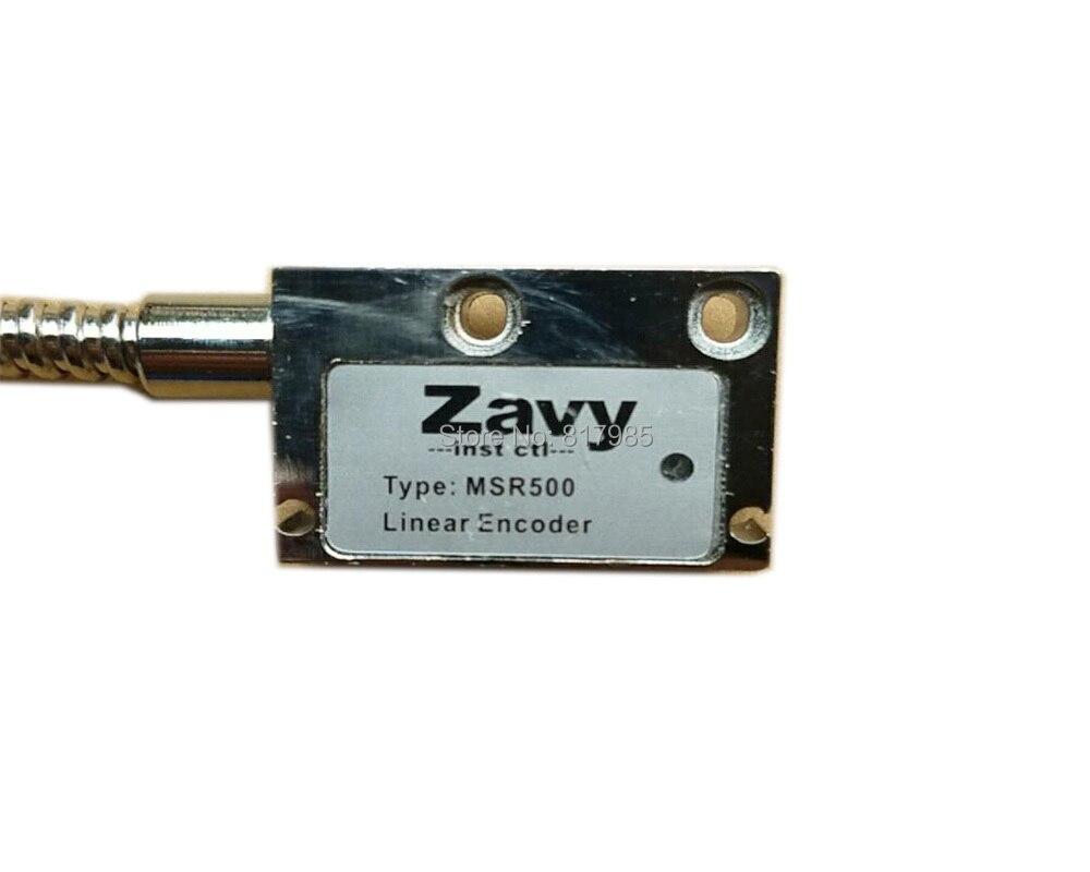 High precision magnetic sensor 5V 5um magnetic encoder with 2meter cable