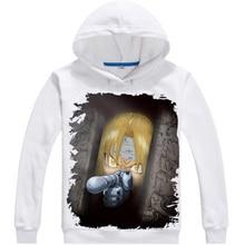 Fullmetal Alchemist Hoodie #8