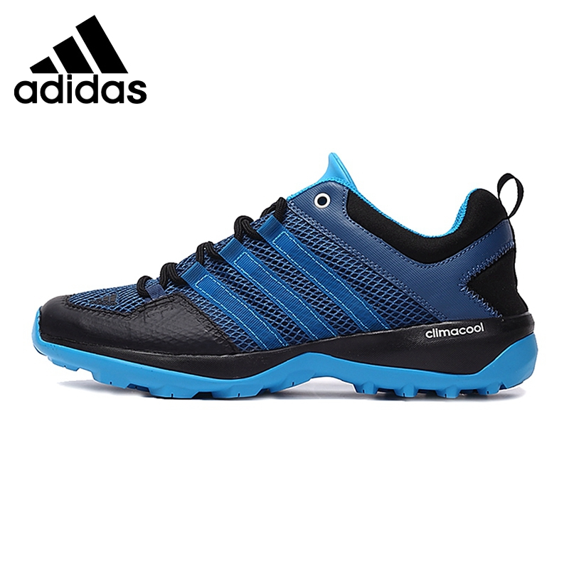 Original Adidas DAROGA PLUS Men's Hiking Shoes Outdoor Sports Sneakers adidas new arrival original daroga plus men s hiking shoes outdoor sports sneakers b40915 b40918