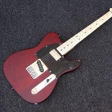 TL Electric Guitar Maple Fretboard Wine red Matt Limited Edition High Quality China Guitars недорго, оригинальная цена