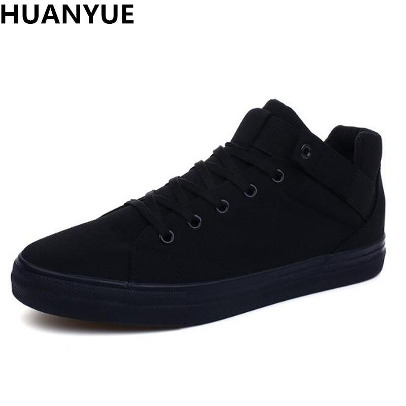 Новое поступление 2017 Высококачественная мужская обувь на плоской подошве Модные дышащие Для мужчин повседневная парусиновая обувь мужская обувь мужские мокасины