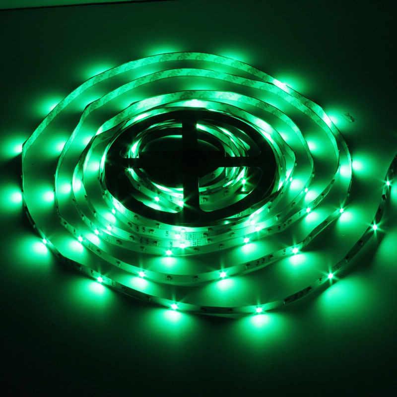 5 m 3528 rgb led strip luzes smd luzes da corda decoração de casamento decorações de natal para casa 2018 10.9