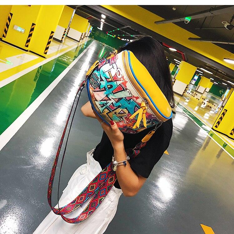 Cross body Shoulder Bag Handbag Flower print one shoulder messenger bags bolsa feminina bag 57 Online shopping Bangladesh