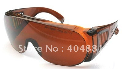 laser safety eyewear,190-540nm&900-1700nm CE O.D + OLY-LSG-1A