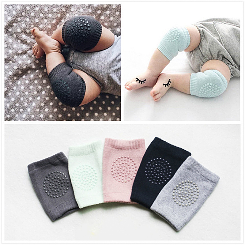 Leg Warmers Baby Knee Pads Leg Protector Anti Slip Crawling Accessory Baby leg Knees Protector Warmer Baby Crawling Protectors