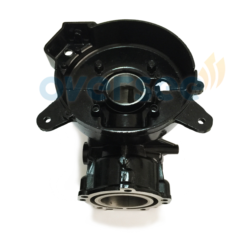 369B01100 2 CYLINDER, Crank Case Assy For Tohatsu Nissan Mercury 5HP Outboard Engine Boat Motor aftermarket Parts