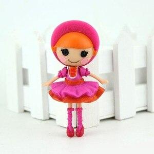 Image 2 - 18 סגנון לבחור 3 אינץ המקורי MGA Lalaloopsy בובות מיני בובות לילדה של צעצוע לשחק