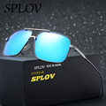 SPLOV Goggle Polarized Sunglasses Women Classic Men Retro Brand Designer driving Shades Sun glasses UV400 Fashion Unisex Eyewear