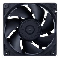Computer Components Large Air Volume 120*120*38mm Violent Fan Chassis Fan Large Speed 4000 RPM Big 4PIN 12CM 12V Fans Cooling