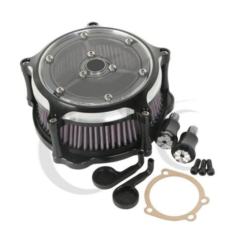 Прозрачность чистого воздуха контрасты режут для Harley семьдесят два сорока восемь 12-14 10-14 HD сорок восемь 09-14 Утюг 883 10-14