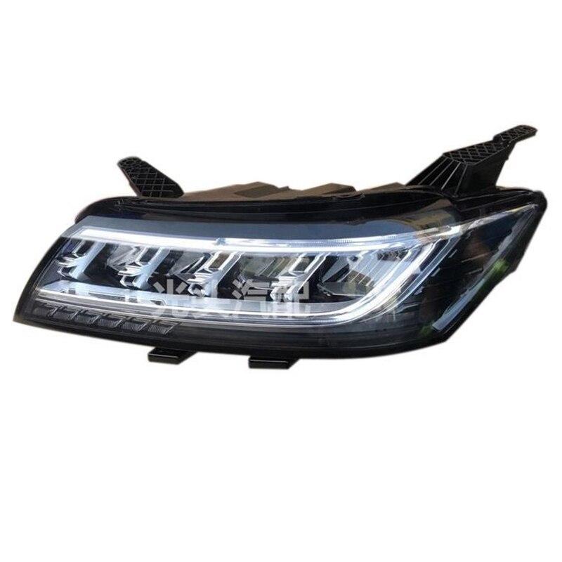 Аксессуары, запчасти, лампы для укладки в сборе, светодиодные Drl боковые поворотные сигналы, автомобильные фары автомобиля, фары в сборе для