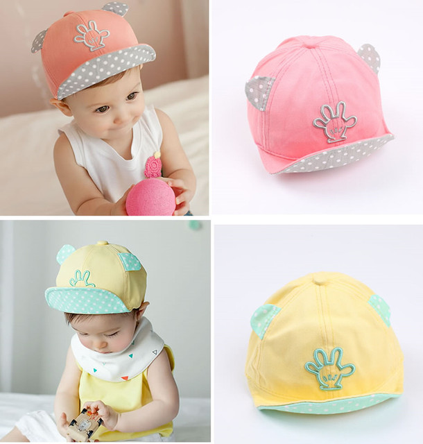 f49d061cccc New Newborn Baby Bebe Girl Toddler Boy Sun Cap Baseball Hat Bebe Beanie  Children Hats Caps