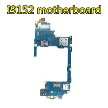 Полная рабочая б/у оригинальная плата для samsung GALAXY Mega 5,8 I9152 материнская плата логическая материнская плата MB пластина