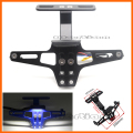 Motorcycle Adjustable Angle License Number Plate Frame Holder Bracket For HONDA CB250R CB300R CB500F/X CBR500 CBR650F CB650F
