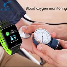 Sensible Bracelet Blood Oxygen Monitoring Sensible Band Wristband HD contact display IP67 waterproof sensible watch pk xaomi mi band 3