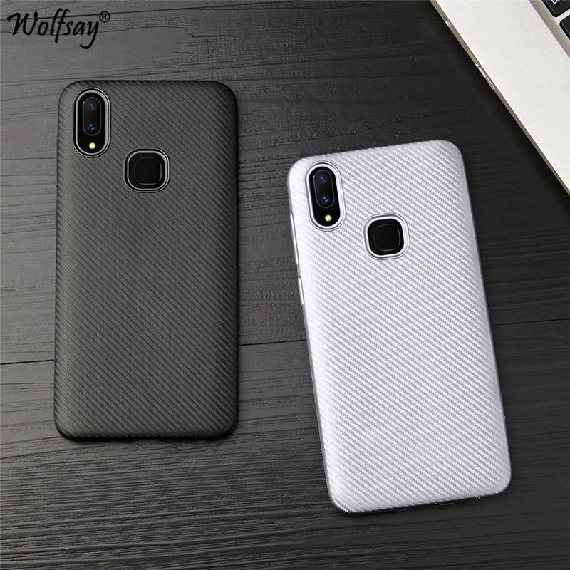 For Vivo Y95 Y91 Case Luxury Silicone Soft TPU Phone Case For BBK Vivo Y95 Y91 Back Cover For Vivo Y95 Y91 Phone Shell Fundas