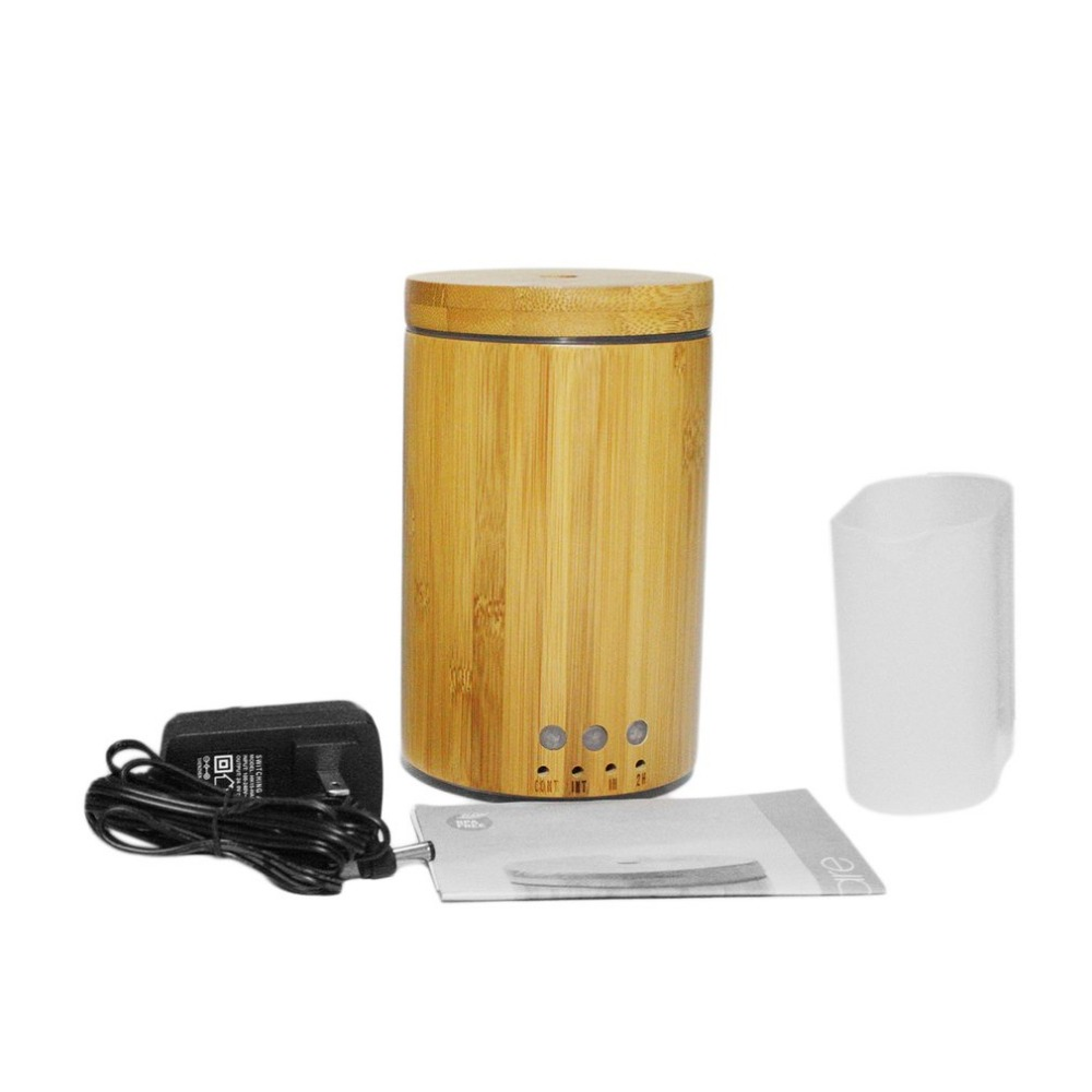 150ml Ultrasonic Aromatherapy Columnar Shaped Lamp Humidifier150ml Ultrasonic Aromatherapy Columnar Shaped Lamp Humidifier