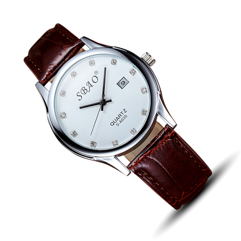 Ladies Quartz calendar business Watch Simple Automatic women waterproof leather wristwatch top quality datejust clock luxury waterproof watch for women nuodun top brand hot sale ladies business watch with calendar week woman wristwatch assista mulher