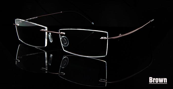 Rimless Eyeglasses Frames (2)