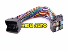 Actualización Quadlock Extension Cable Adaptador Para VW Audi A4 A6 Golf Jetta VI 5 6 MK5 MK6 Passat B6