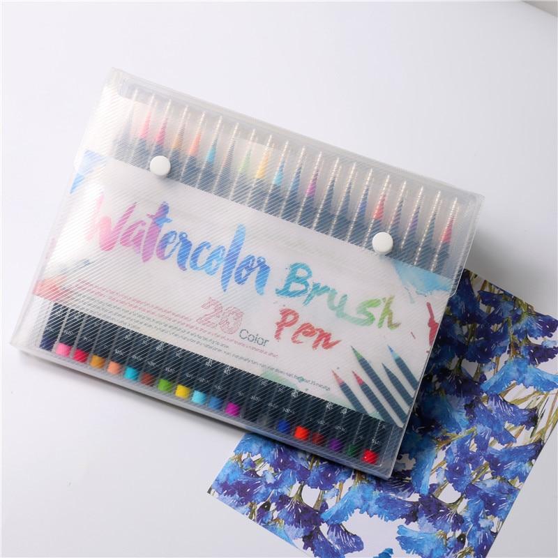 Water Color Pens 1