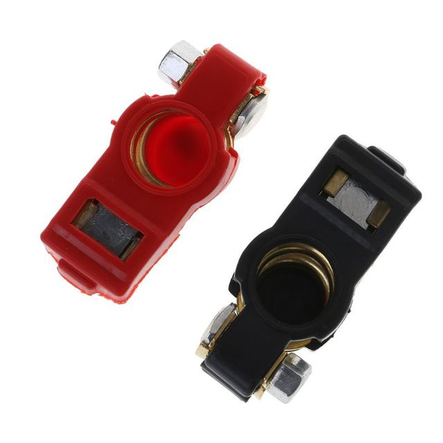 Auto Car Battery Terminal Connector Battery 1 Pair Quick Release