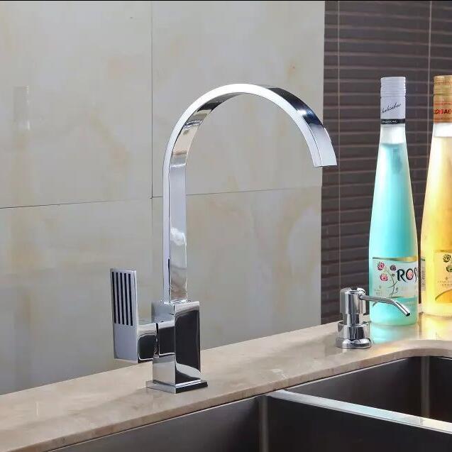 BECOLA Hot water tap copper bathroom kitchen mixer kitchen faucet basin mixer basin faucet G-8033 kitchen faucet basin hot