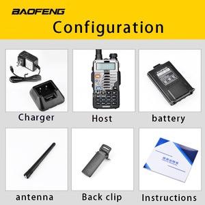 Image 5 - (1 قطعة) Baofeng UV5RA هام اتجاهين راديو ثنائي النطاق 136 174/400 520 MHz BaoFeng UV 5RA جهاز إرسال واستقبال لاسلكي لاسلكي أسود