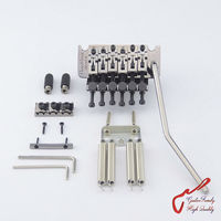 Genuine Original Floyd Rose Special Series Tremolo System Bridge FRTS5000 Black Nickel Without Original Packaging
