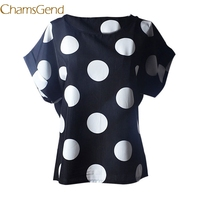 Chamsgend Newly Design  Fashion Women Tops Hot Sel ...
