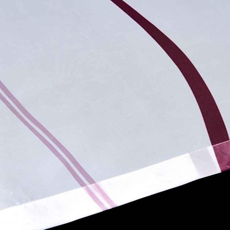 listrado cortina tecidos digital impresso processo cortina para sala de estar decoração