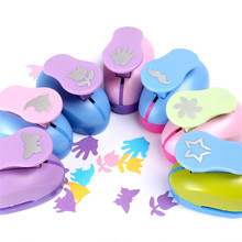 1PC Children Handmade Crafts Scrapbooking Tool Paper Punch For Photo Gallery DIY Gift