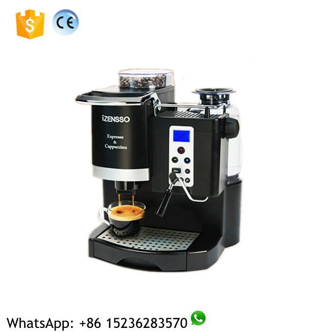 Automatic Espresso Coffee Machine with Voltage Convertor for Use in USA-in Coffee Makers from ...