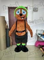ski man mascot costumes cartoon play kids mascot costumes