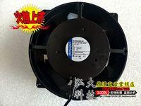 Ebmpapst W1G180 AB31 19 Сервер круглый вентилятора DC 24 В 93 Вт 200x200x70 мм