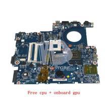 NOKOTION BA41-00863A R700 Laptop Motherboard PRINCIPAL BOARD Para Samsung NP-R700 965PM DDR2 cpu Livre com gráficos Discretos